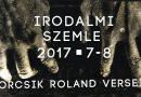 Irodalmi Szemle 2017/7–8