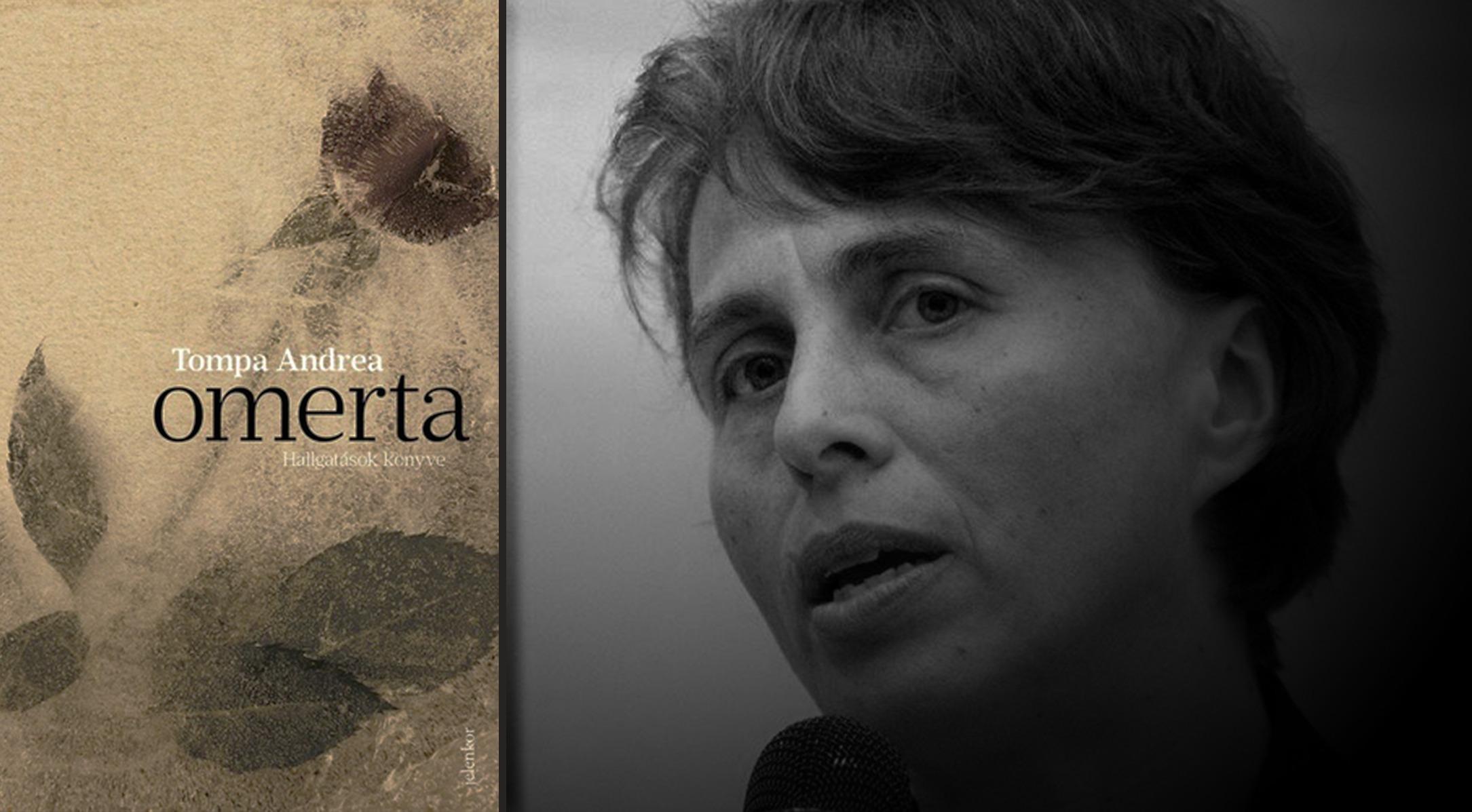 Beteg, koldus, bűnös, kommunista, az összes szerencsétlen - Tompa Andrea harmadik Kolozsvár-könyve, az Omerta
