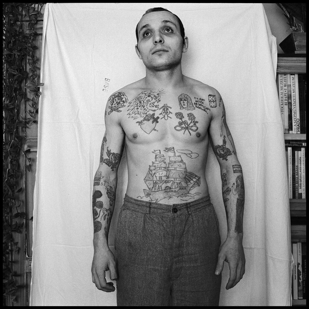 Tetovált elítéltek - 1985