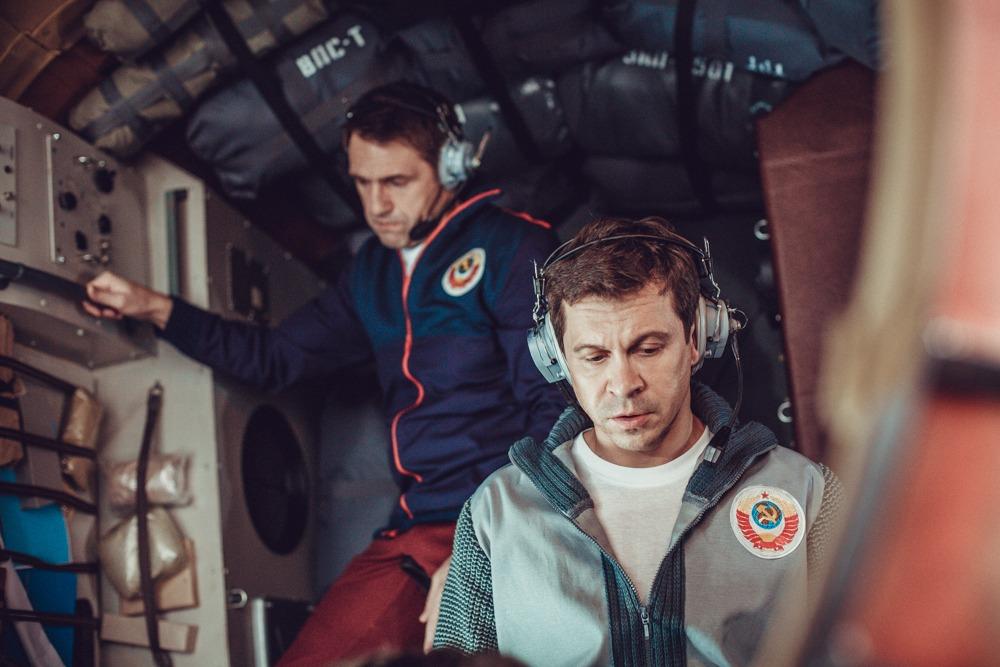 Pavel Derevyanko és Vladimir Vdovichenkov