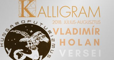 Kalligram 2018/7–8