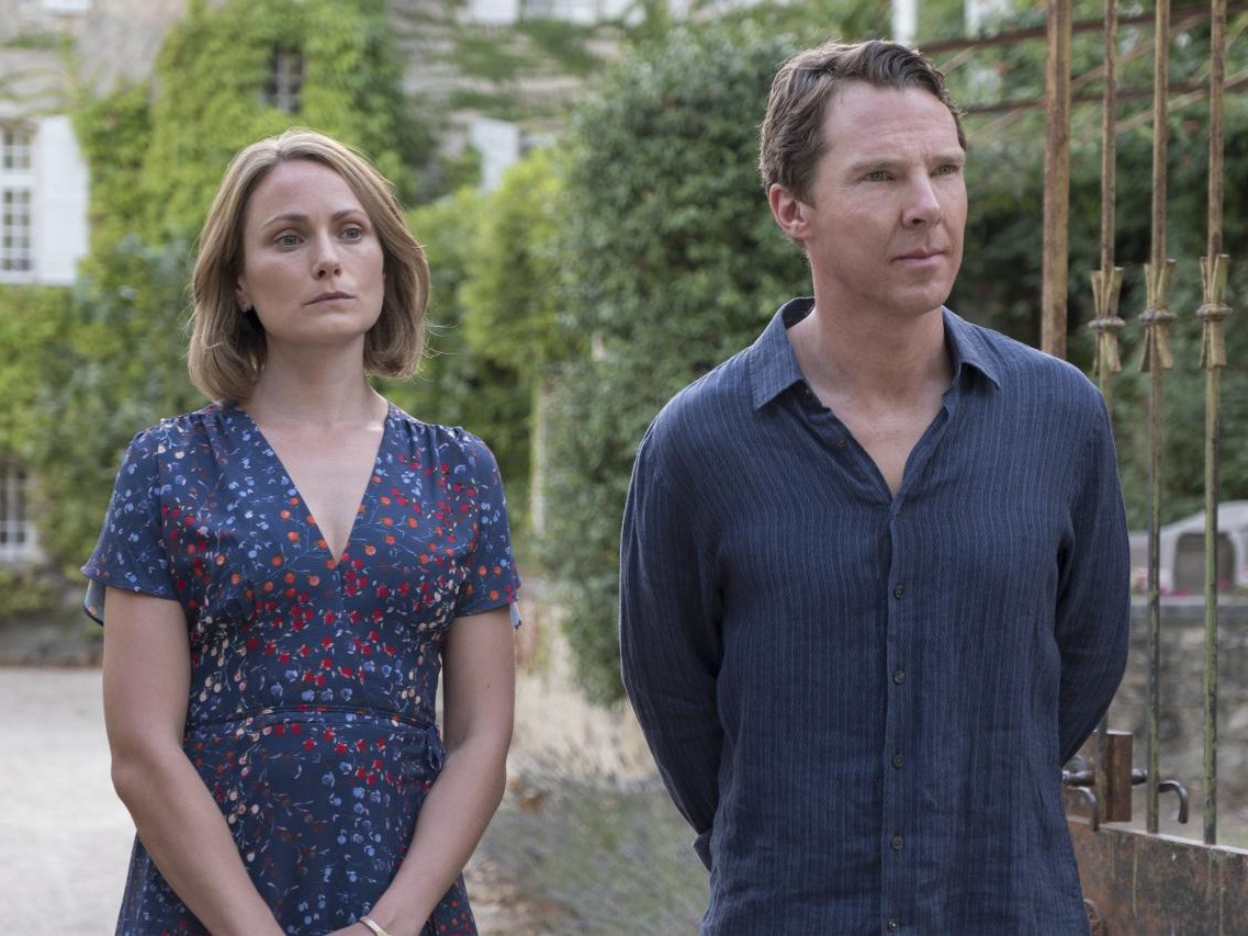Anna Madeley, Benedict Cumberbatch