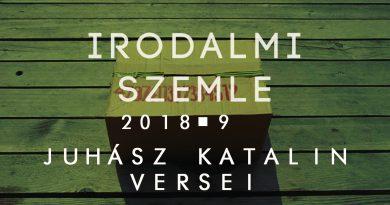 Irodalmi Szemle 2018/9