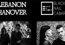 Lebanon Hanover és Black Nail Cabaret a Dürer kertben