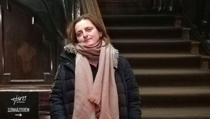 Gabriela Magová, prekladateľka, šéfredaktorka časopisu Verzia.