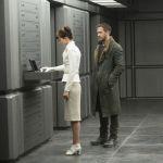 Sylvia Hoeks, Ryan Gosling (Columbia Pictures)